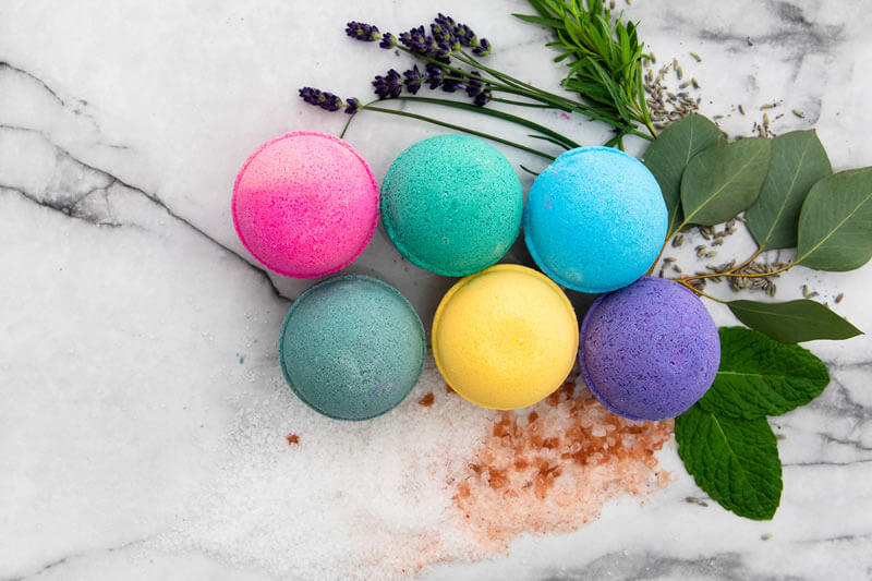 Picture for category CBD Bath Bombs & Salts